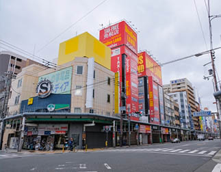 日本橋電気街(オタロード)