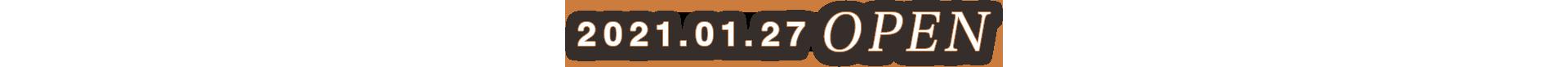 2021.01.27 OPEN