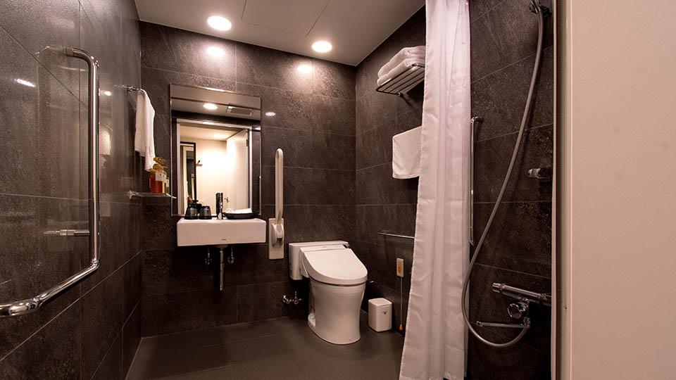 ユニットシャワー・トイレ