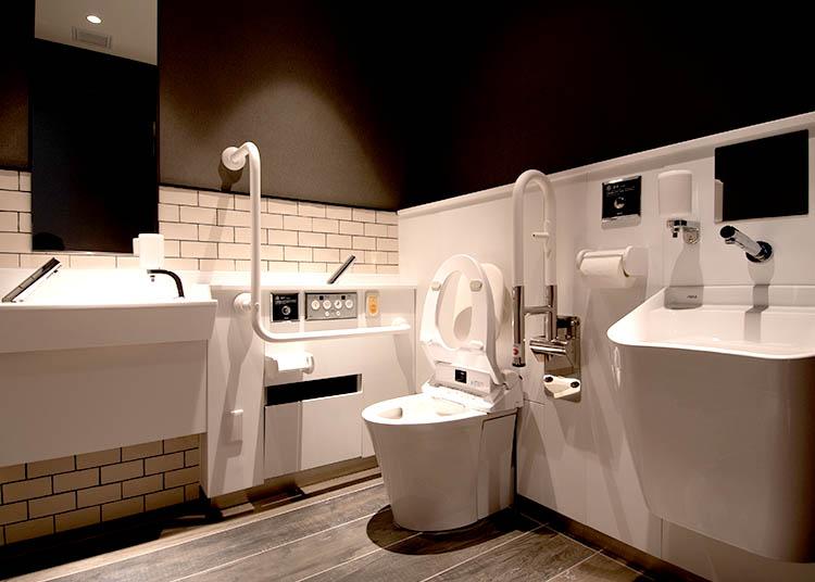 多目的トイレ画像
